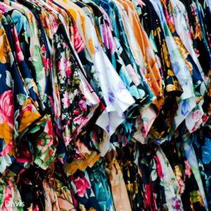 Asian Fabrics in Seoul