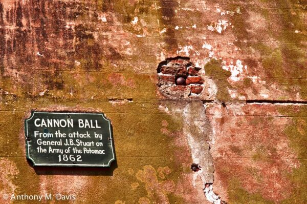 Cannon Ball in the Wall