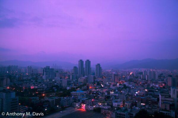 Daegu Morning