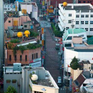 Daegu Street
