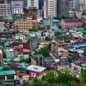 Daegu from Above