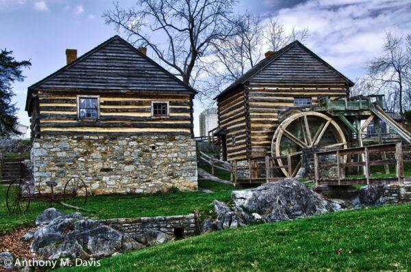 McCormick Mill No. 3