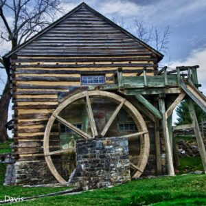 McCormick Mill No. 4