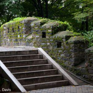 Steps Near Seoul Tower