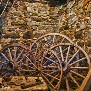 Wheels in the Basement