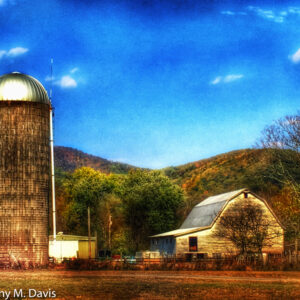 Virginia Barn and Silo