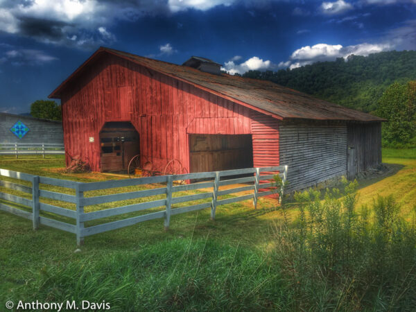 Barn in Valle Crucis, NC