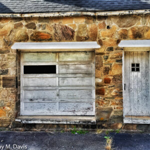 Two Doors in Stone